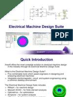 Motor Design Suite V12
