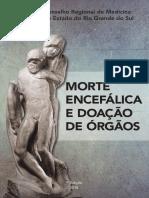 Morte Encefálica e Doação de Órgãos Crmrgs