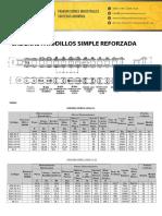 CadenasdeTransmision-CadenasaRodillosSimpleReforzada