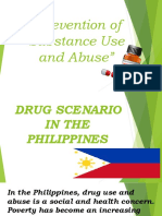 Prevention of Substance Use and Abuse