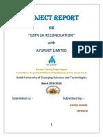 Project Report Gstr 2a Reco - Ashish Banyal (1) 8