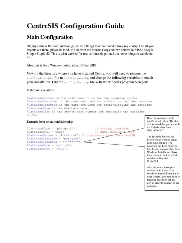 centresis configuration guide v3 computer file system software rh scribd com Joka Modz Cfg Cfg Faucets