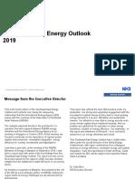 SEA Energy Outlook 2019