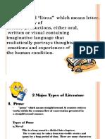 SEMILLA 21st Literature