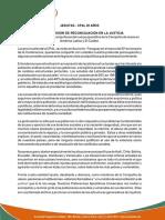 CARTA DE LA CPAL A TODO EL CUERPO APOSTÓLICO