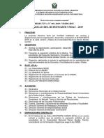 Directiva Festiarte 2019