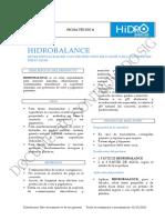 Hidrbalance