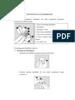 Cara Penggunaan Handihaler (Spiriva)