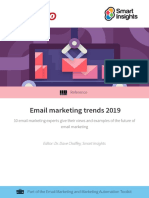 Email Marketing Trends Smart Insights