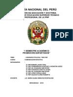 Monografia Liderazgo Policial y Militar - Huamanñahui