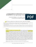Inteligência Emocional No Âmbito Acadêmico