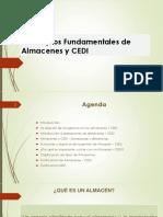 01 Conceptos Fundamentales de Almacenes y CEDI