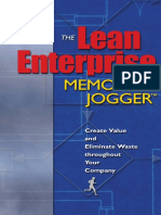 The Lean Enterprise (Memory Jogger III)