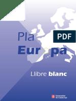 Pla Europa Llibre Blanc Complet