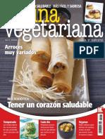 Nº 51 Septiembre 2014 Cocina Vegetariana