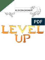 Game Design Document Level Up