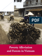 poverty alleviation and forests in Vietnam
