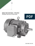 Partes Motores Siemens - Rgz