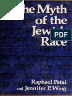 Patai, Wigs - The Myth of the Jewish Race