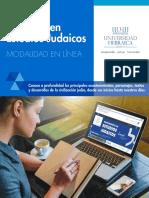Universidad Hebraica Mexico - Maestria Ejecutiva Estudios Judaicos 2018