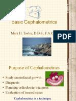 Basic Cephalometrics