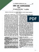 0360-0430, Bacharius Monachus, Liber de Reparatione Lapsi, MLT