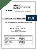 Imc Case_group 3
