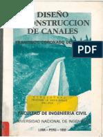 CORONADO DEL AGUILA (Diseño y Construcción de Canales) - Hidroclic