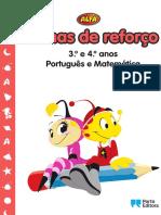 Alfa Fichas de Reforço_português