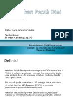 Kupdf.net Obgyn Referat Ketuban Pecah Dini