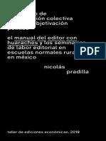 Un Modelo de Organizacion Colectiva