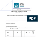 EEE3153 0919 Digital Electronics I Assignment