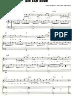 Mozart l'opéra rock - bim bam boum