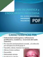 5. Fiebre Reumatica y Endocarditis