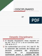 despido-disciplinario.ppt