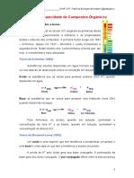 APOSTILA - Acidez e Basicidade de Compostos Orgânicos-1.pdf