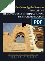 Varios - Finalistas Del III Concurso Internacional De Microrrelatos.pdf