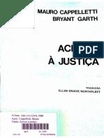 ACESSO À JUSTIÇA