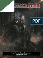 RPG Lightmaster - Book of Tables [eBook]
