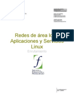 Linux 15 - Enrutamiento