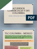 Acuerdos Comerciales y Dfi Colombia