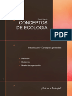 Ecologia 1-Sep