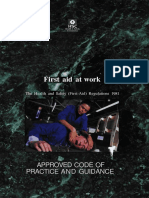 First Aid at Work(Third Editions 2015)