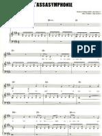 Mozart l'opéra rock - L'assasymphonie
