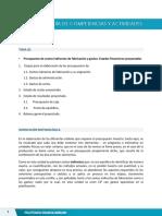 Competencias y Actividades - Unidad 4