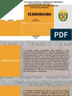 ppt terrorismo