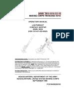 Operator's Manual M224 D00011