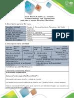 Guía Para El Uso de Recursos Educativos - Manejo de SimaPro