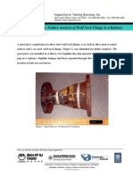 Failure Analysis of Weld Neck Flange in a Refinery
