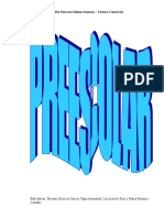Plan Anual Preescolar 2010